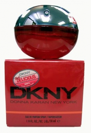 DKNY Be Delicious Red Woman