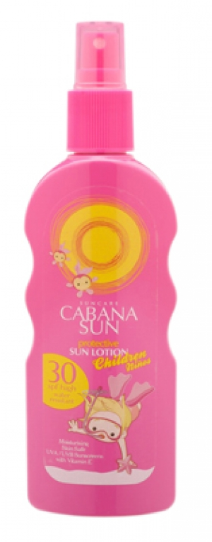 Cabana Sun Kids Sun Lotion Spray