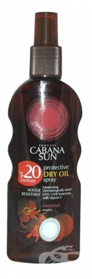 Cabana Sun Dry Oil Spray
