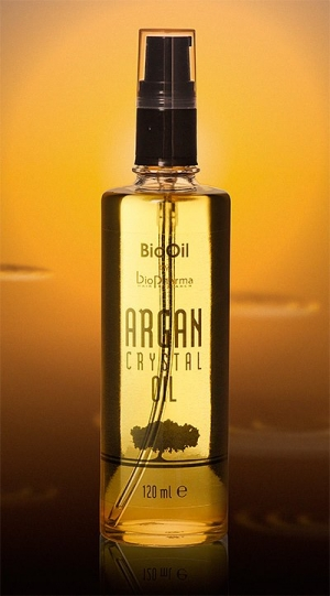 BioPharma Argan Crystal Oil
