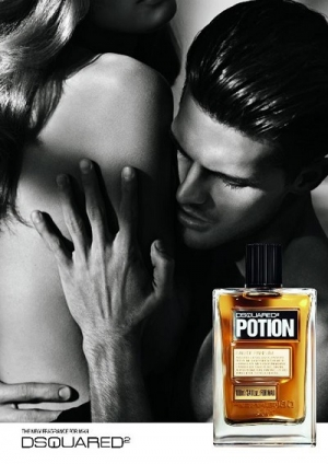 Dsquared2 Potion for men Комплект