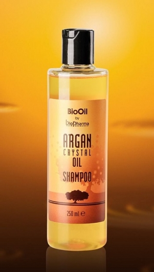 BioPharma Шампоан Argan Crystal Oil