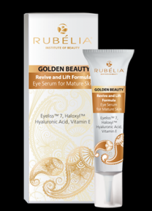 Rubella Golden Beauty 50+ околоочен серум