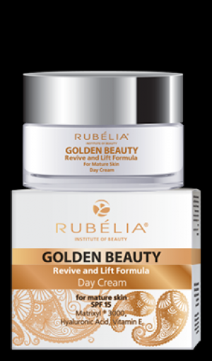 Rubella Golden Beauty 50+ дневен крем