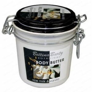 Bettina Barty Body Butter Rice Milk and Vanilla