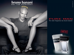 Pure Man Bruno Banani for men