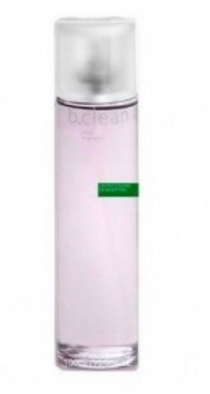 B. Clean Relax Benetton for women and men