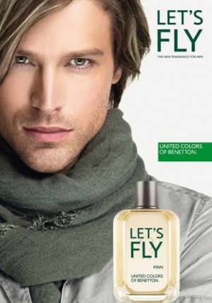 Let's Fly Benetton for men