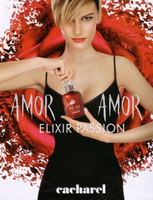 Amor Amor Elixir Passion Cacharel for women