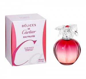 Delices de Cartier Eau Fruitee Cartier for women