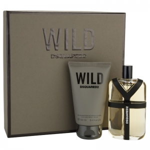 DSQUARED² Wild for men комплект