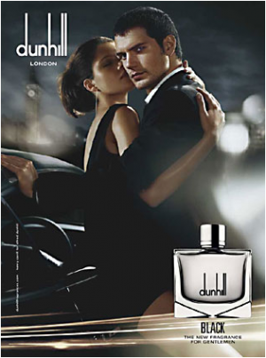 Alfred Dunhill Dunhill Black for men