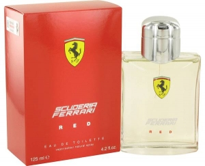 Ferrari Scuderia Red for men