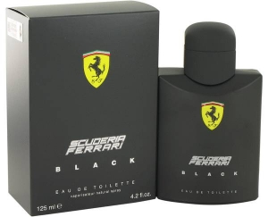 Ferrari Scuderia Black for men