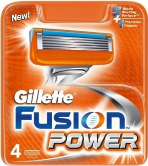 Gillette Fusion Power резервни ножчета