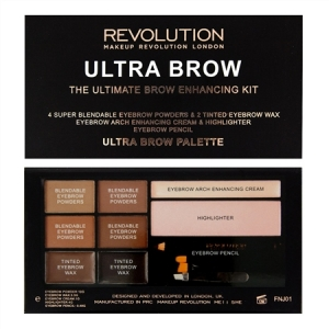 Revolution Ultra Brow - Medium to Dark