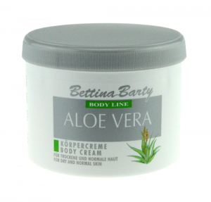 Bettina Barty Aloe Vera Body Cream 500ml.