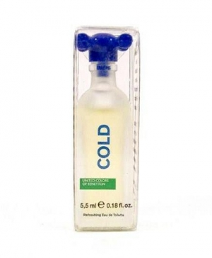 Benetton Cold 5.5 ml. EDT