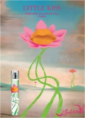 Salvador Dali Little Kiss 8 ml. EDT