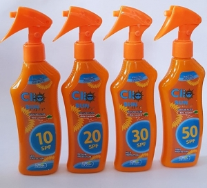 Clio Carroten Protective Sun Spray