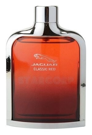Jaguar Classic Red Eau de Toilette
