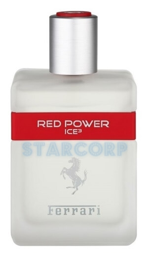 Ferrari Red Power Ice 3 Eau de Toilette
