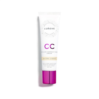 Lumene Vegan CC Color Correcting Cream