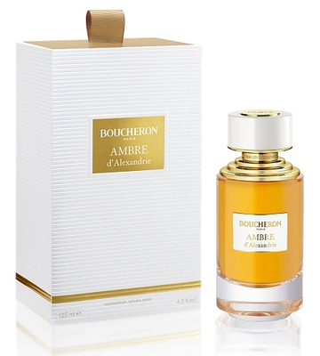 Boucheron Collection Ambre d'Alexandrie EDP U