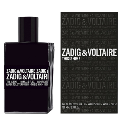 Zadig & Voltaire This Is Him Eau de Toilette