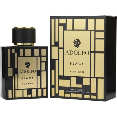 Adolfo Dominguez Black for Men Eau de Toilette