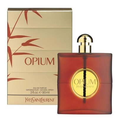 Yves Saint Laurent Opium Parfum For Women