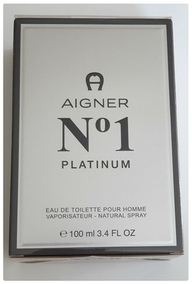 Aigner No 1 Platinum
